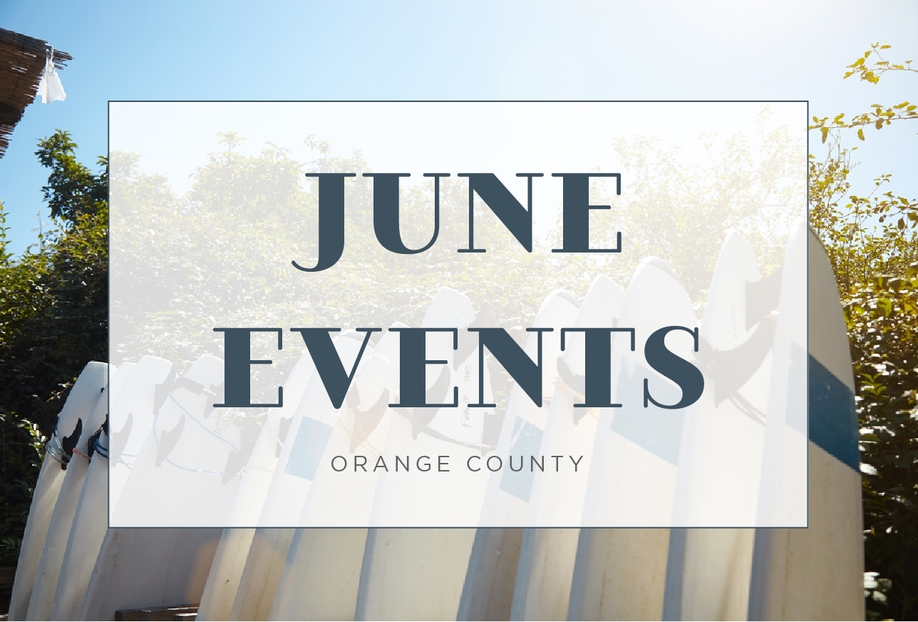 June Events | SC Home Blog